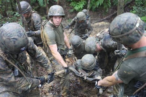 31st Marine Expeditionary Unit Marines Navigate Fourhour