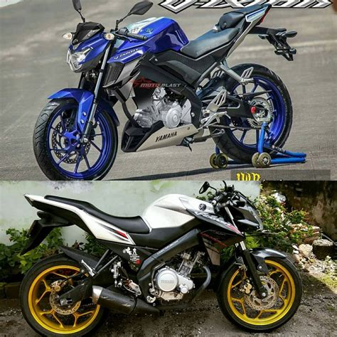 Yamaha Vixion New by Ini Dia All New Yamaha New Vixion 155 Cc Terbaru 2017