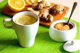 Имбирный чай повышающий потенцию