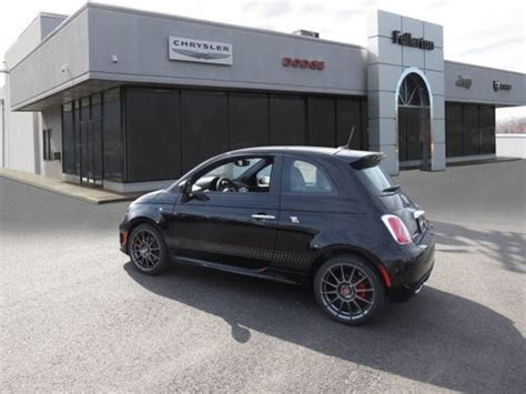 Fullerton Fiat by 2018 Fiat 500 Abarth In Somerville Nj Somerset County