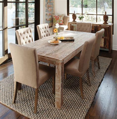 hampton farmhouse dining room table  zin home