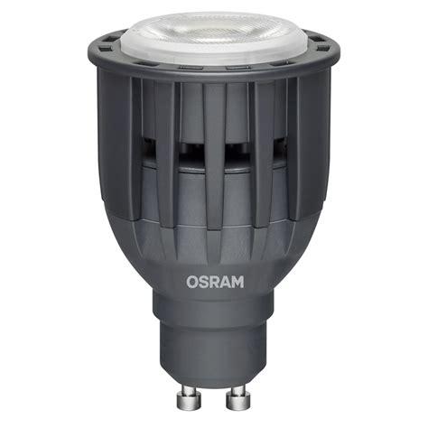 led gu10 osram osram 10 9w 950lm 240v warm white led gu10 parathom pro