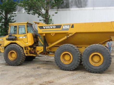 volvo ac articulated dump truck service repair manual