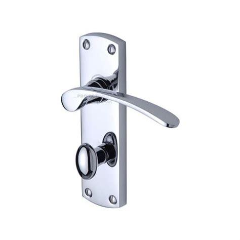door hardware levers  plate luca bathroom set pc pr pc