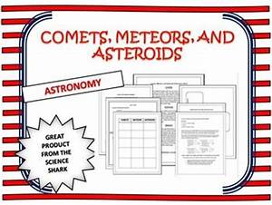 Comets, Meteors, and Asteroids - A Comparison | Shorts ...