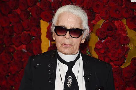 Karl Lagerfeld trägt jetzt Vollbart und das ist eine ...