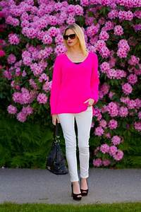 Hot Pink Zara Sweaters