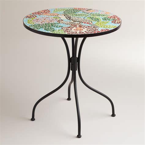 Toucan Cadiz Mosaic Bistro Table  World Market