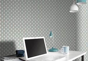couleur tendance pour une chambre chambre adulte blanche With incroyable papier peint couleur taupe 8 chambre bb mixte u0026 ides dco pour une chambre bb