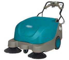 Used Concrete Floor Scrubber by Walk Behind Floor Sweepers Midwest Scrubbers