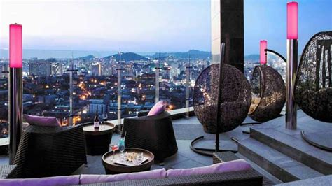 rooftop bars  seoul  update