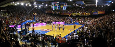 palau blaugrana barcelona  game   acb final
