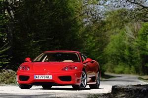 Ferrari 360 Modena 1999 2005 Guide Occasion Auto Design Tech
