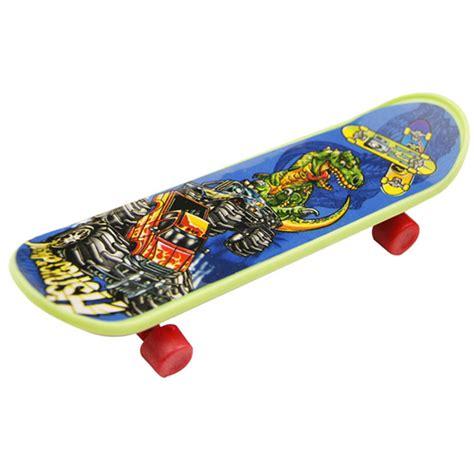 4pcs Finger Board Tech Deck Truck Mini Skateboard Toy Boy