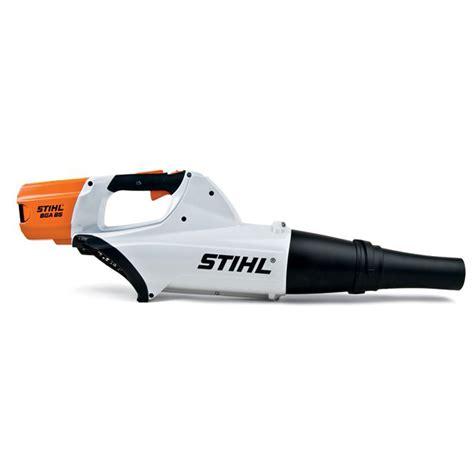 stihl bga 85 battery powered handheld blower 959915