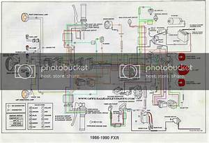 Need Wiring Diag 1990 Fxrs   V