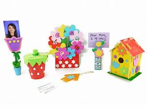 Kids Craft Gift Subscription Carefree Crafts