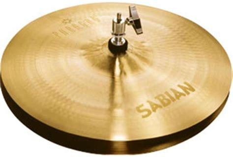 Sabian Neil Pearl Paragon Hi-hats Cymbal