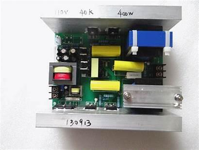 Ultrasonic Transducer Power Generator Circuit Display Uce