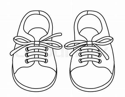 Coloring Shoes Pages Printable Adults Colouring Shoe