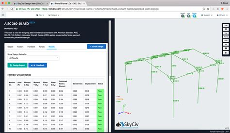 structural analysis software fast intuitive skyciv