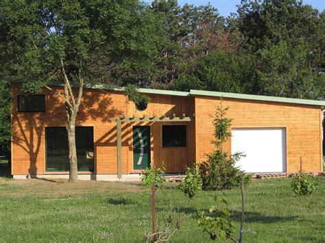 maison 224 ossature bois o maley 4 par les aristobois la maison bois par maisons bois