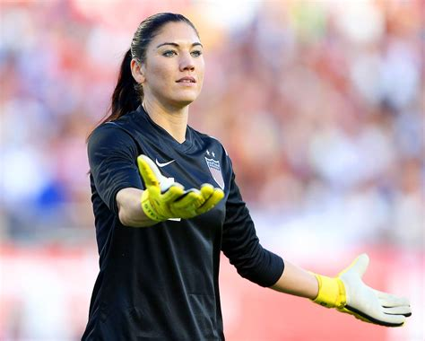 hope solo  soccer terminates  contract bans