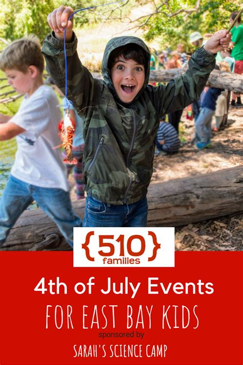 Where to go on Fourth of July in the East Bay (2019) 510
