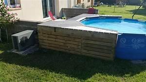 Chauffage Piscine Pas Cher : faire une piscine pas cher comment faire une piscine pas ~ Dailycaller-alerts.com Idées de Décoration