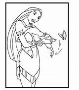 Coloring Pocahontas Pintar Colorir Desenhos Desenho Jamestown Brie Bella Escolares Wwe 1607 Bravo Johnny Naruto Jogos Colorare Template Rupert Urso sketch template