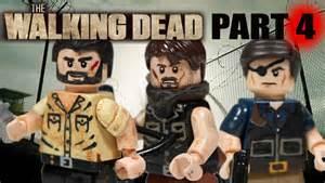 LEGO Walking Dead Characters