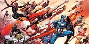 The, 5, Best, Avengers, Leaders, U0026, The, 5, Worst