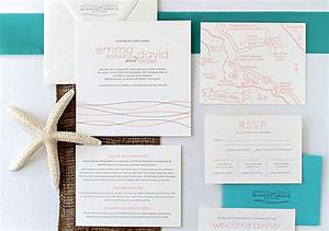 emma david39s beach inspired destination wedding invitations With early invitations destination wedding