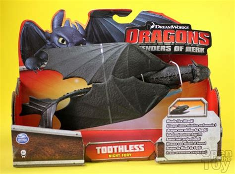 Toothless Night Fury Dragons Defenders Of Berk