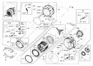 Samsung Model Wf42h5000aw  A2