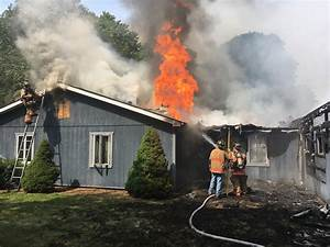 Firefighters Respond To House Fire - News