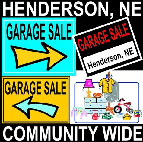 Garage Sale Finder Henderson by Henderson Community Garage Sales On June 9th Heartlandbeat