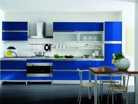 decoracion de cocinas en color azul decoracion de cocinas