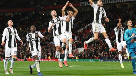 Juventus Vs Manchester United Bucharestonlinecom