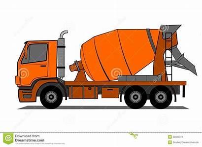 Cement Truck Mixer Cemento Camion Trucks Lkw