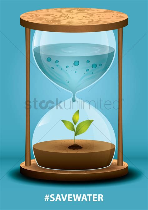 Water poster Vector Image - 1563968 | StockUnlimited
