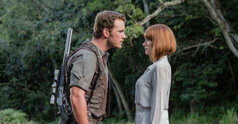 lead actress jurassic world new jurassic world film slammed as dumb monster movie