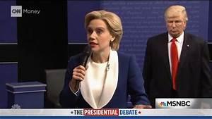 'Saturday Night Live' mocks second Trump and Clinton ...