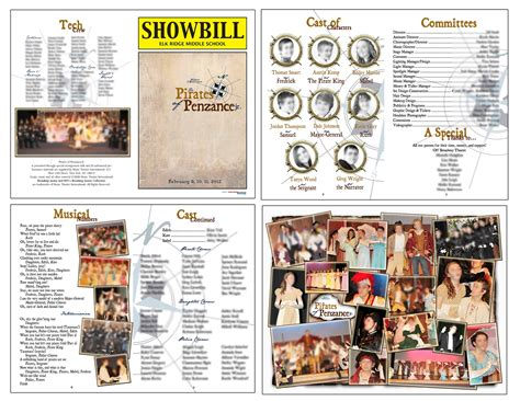 play program template real scrappy digital scrapbooking from start to finish play program exles and templates