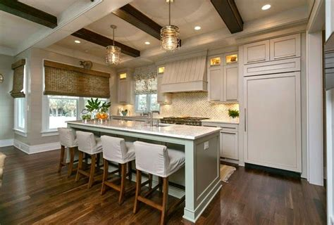 10 cozinhas americanas jeito de casa blog de decora 231 227 o