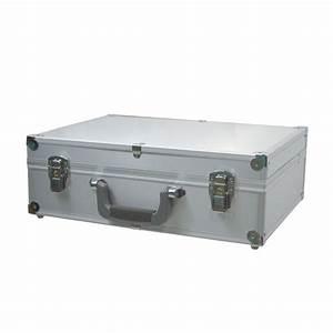 AL-1860 Custom Foam Aluminum Case, Camera Case, Video Case