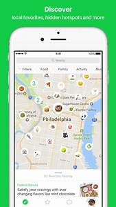 Emoji-Based City Discovery Apps : Beacon Me app