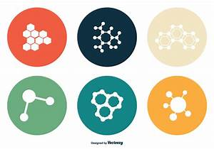 Nanotechnology Vector Icon Set - Download Free Vector Art ...