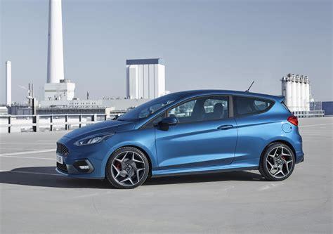2018 Ford Fiesta St Boasts 15liter Turbo Threecylinder