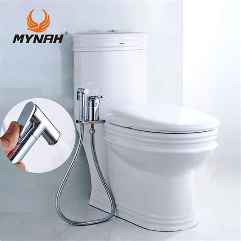 Whats A Bidet - mynah bidet sprayer toilet handheld shower bidet bath